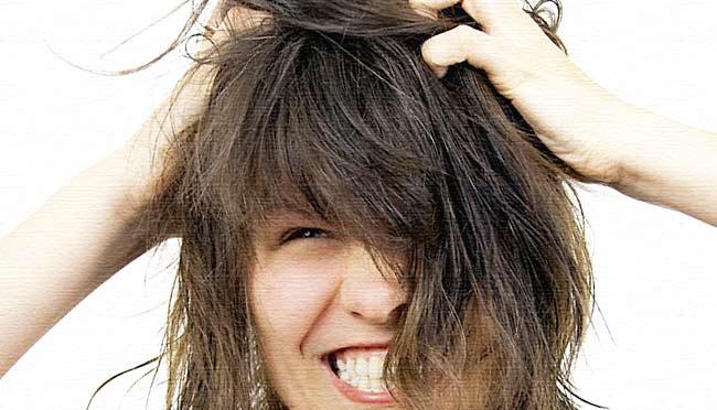 Чешется кожа головы причины зуда на голове лечение что делать