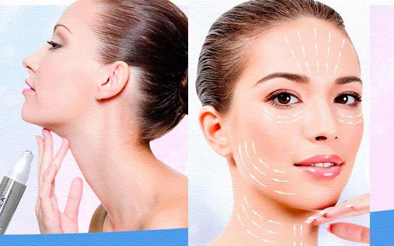 Антивозрастной стик для кожи лица Sculpting Wand: применение